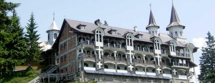 Mănăstirea Piatra Fântânele