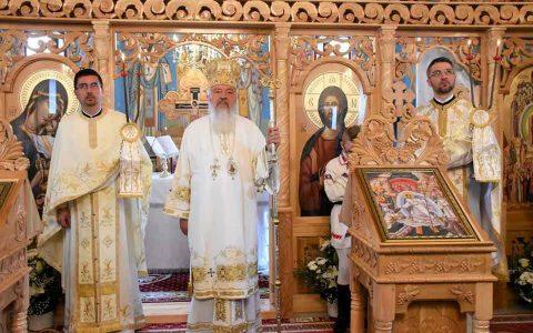 A doua zi de Paști, la Bistrița